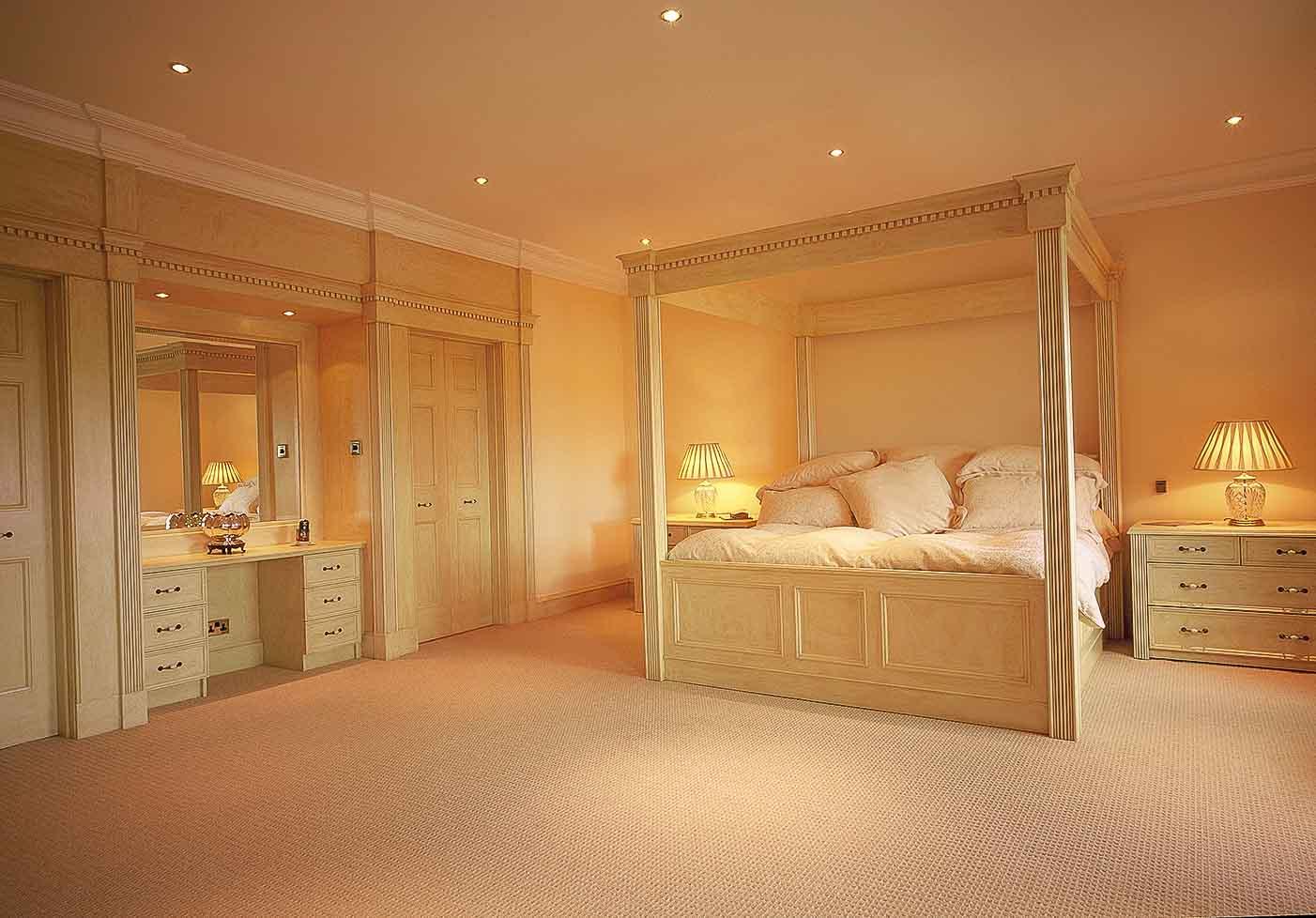 Jack Hyams - Custom Made Bedroom Furniture