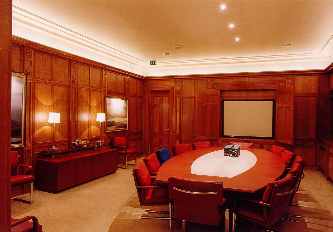 Conference Room & Boardroom Tables, Furniture & Panelling