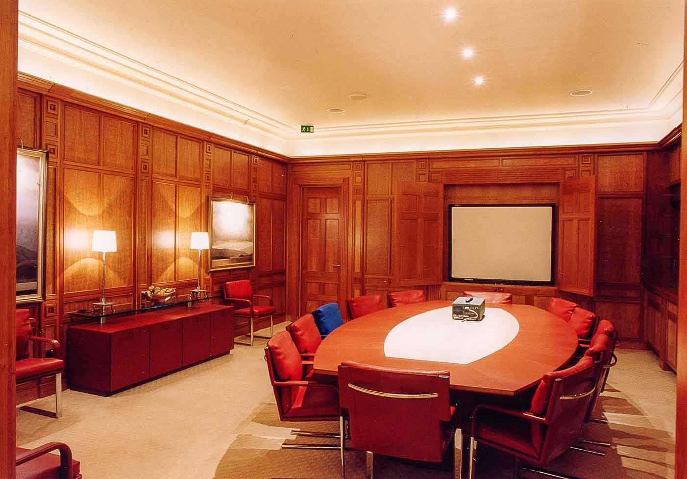 Conference Room & Boardroom Tables | Jack Hyams