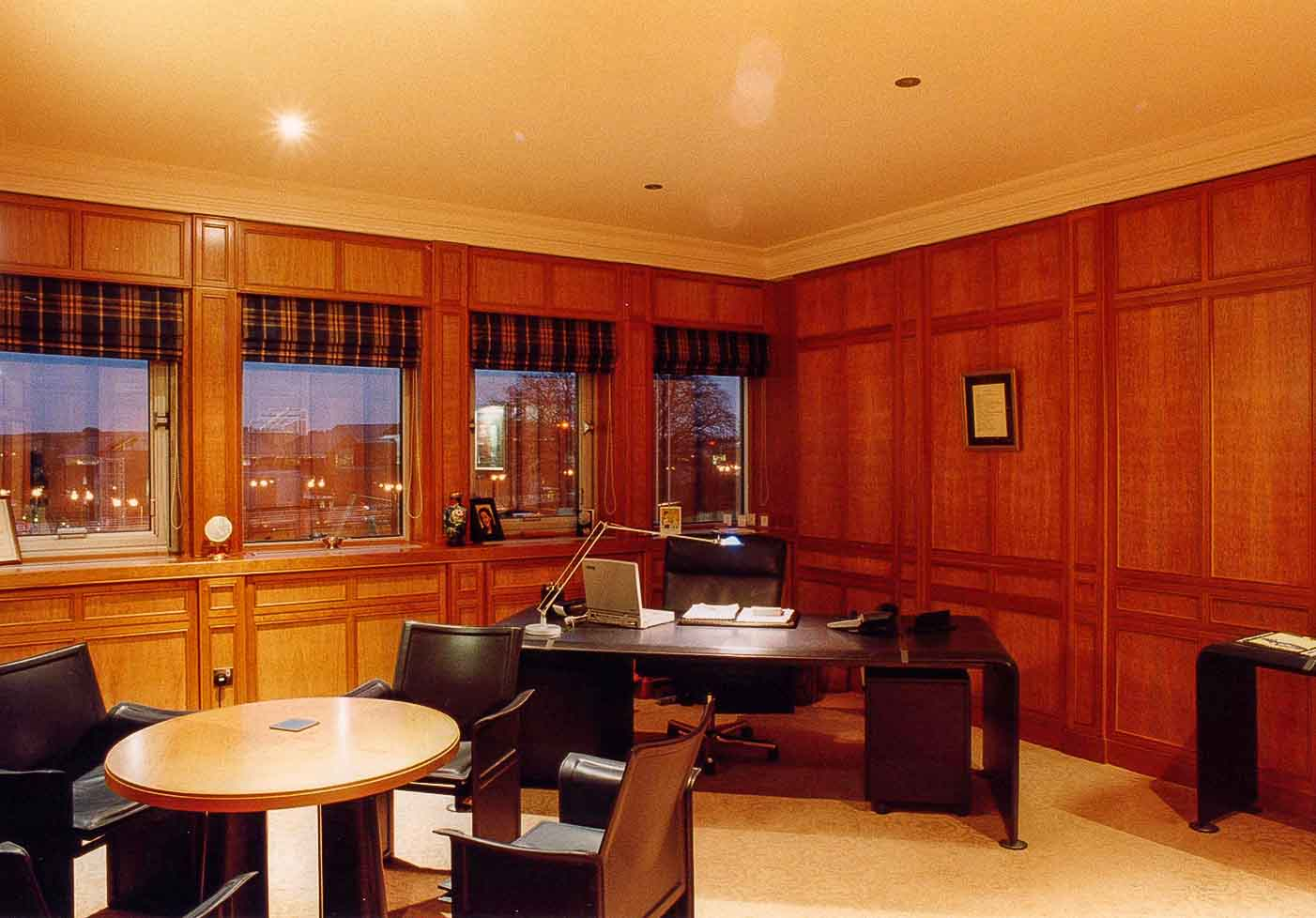 Commercial Offices Furniture & Panelling   Jack Hyams