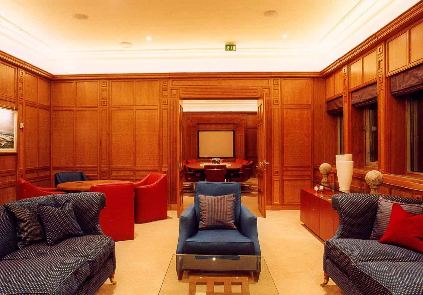 Boardrooms and Reception DesksBoardroom Tables, Reception Desk, Furniture & Panelling | Jack Hyams