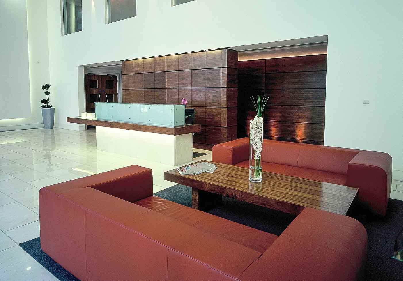 Boardrooms and Reception Desks | Jack Hyams