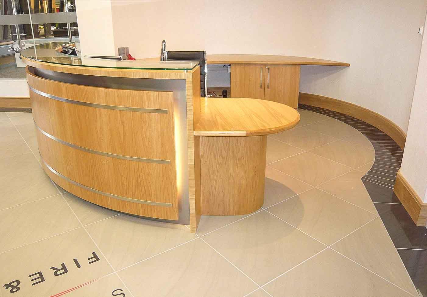 Boardrooms and Reception Desks