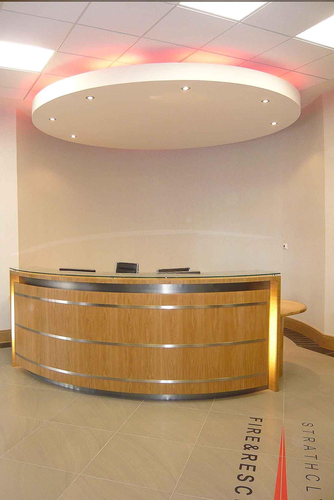 Boardroom Tables, Reception Desk, Furniture & Panelling | Jack Hyams