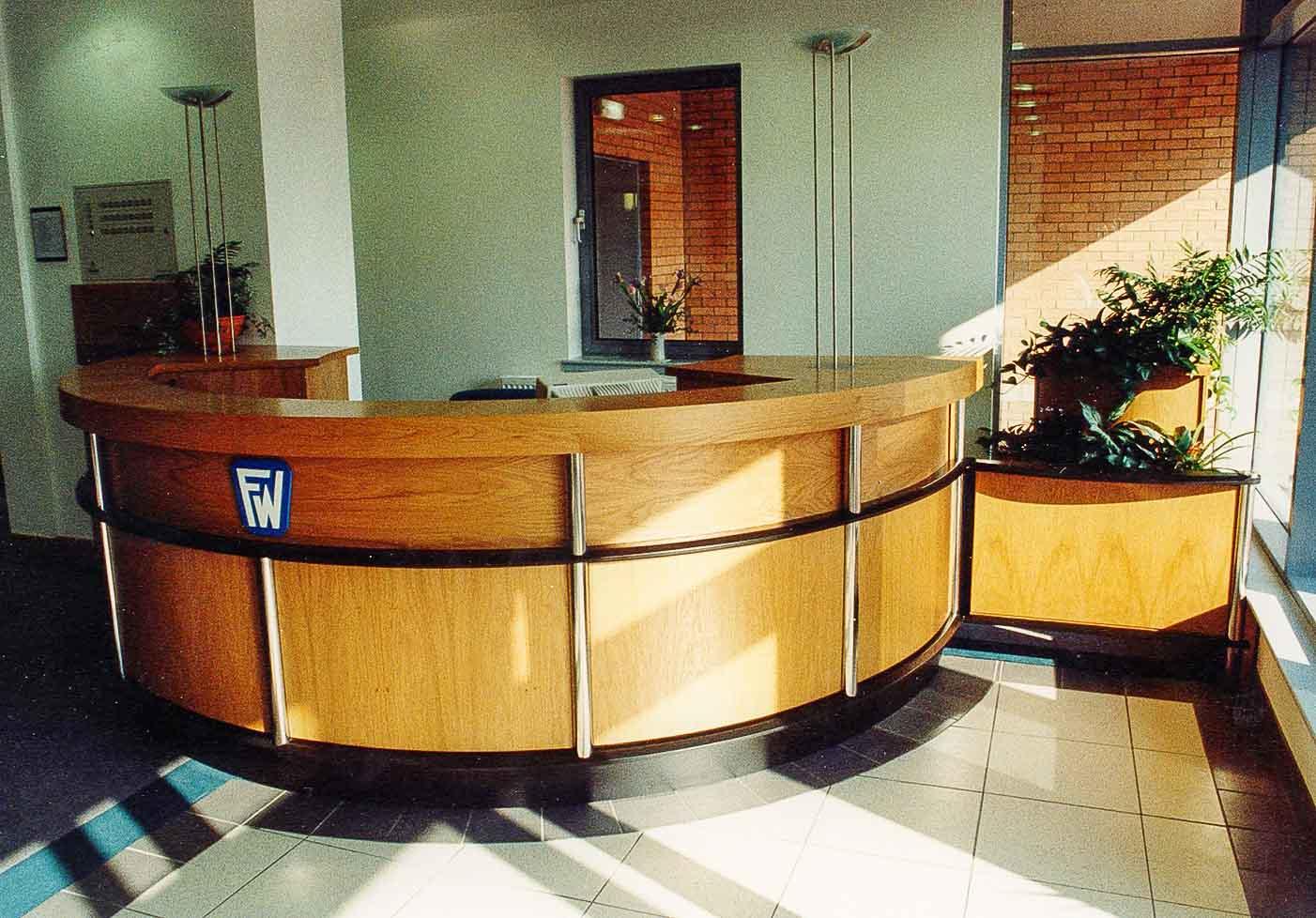 Boardroom Tables, Reception Desk, Furniture