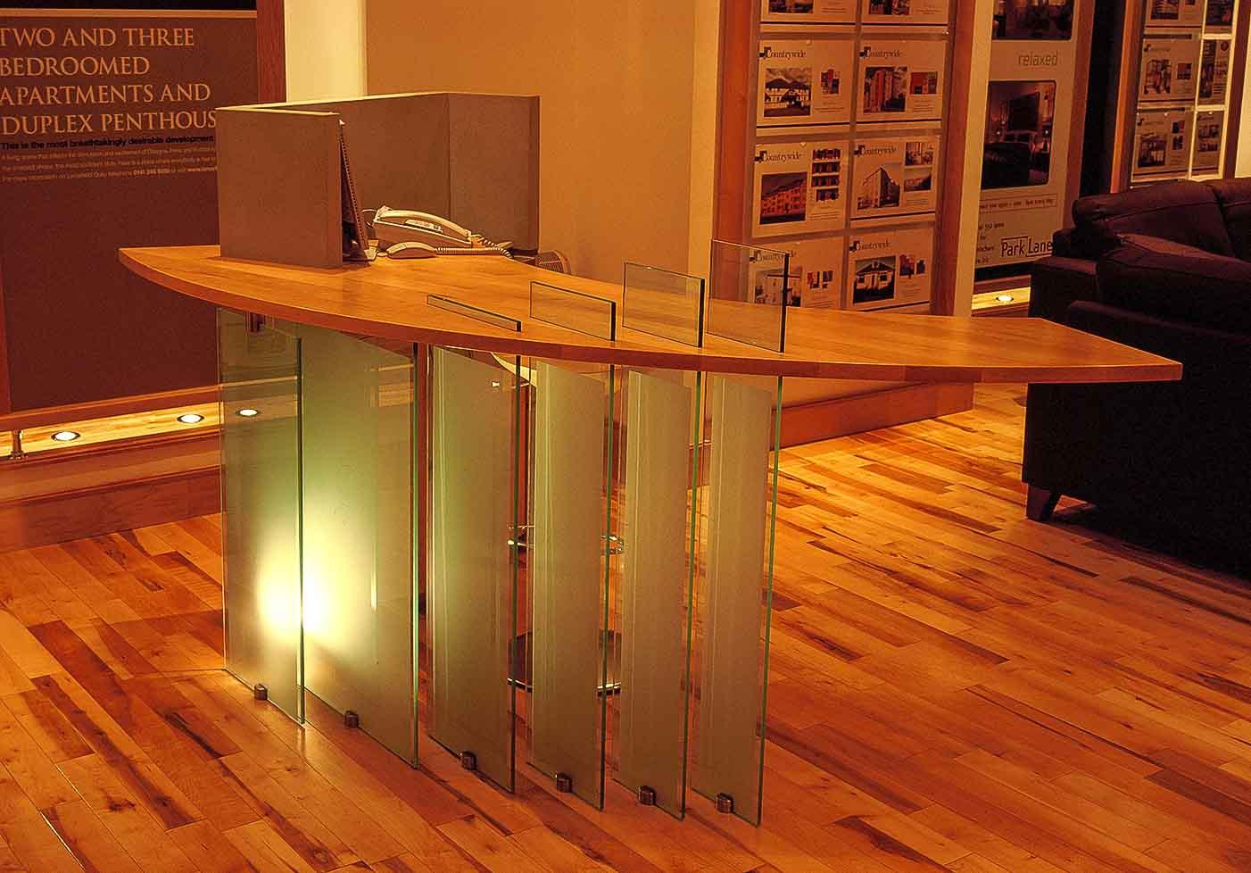Commercial Reception Desks | Jack Hyams