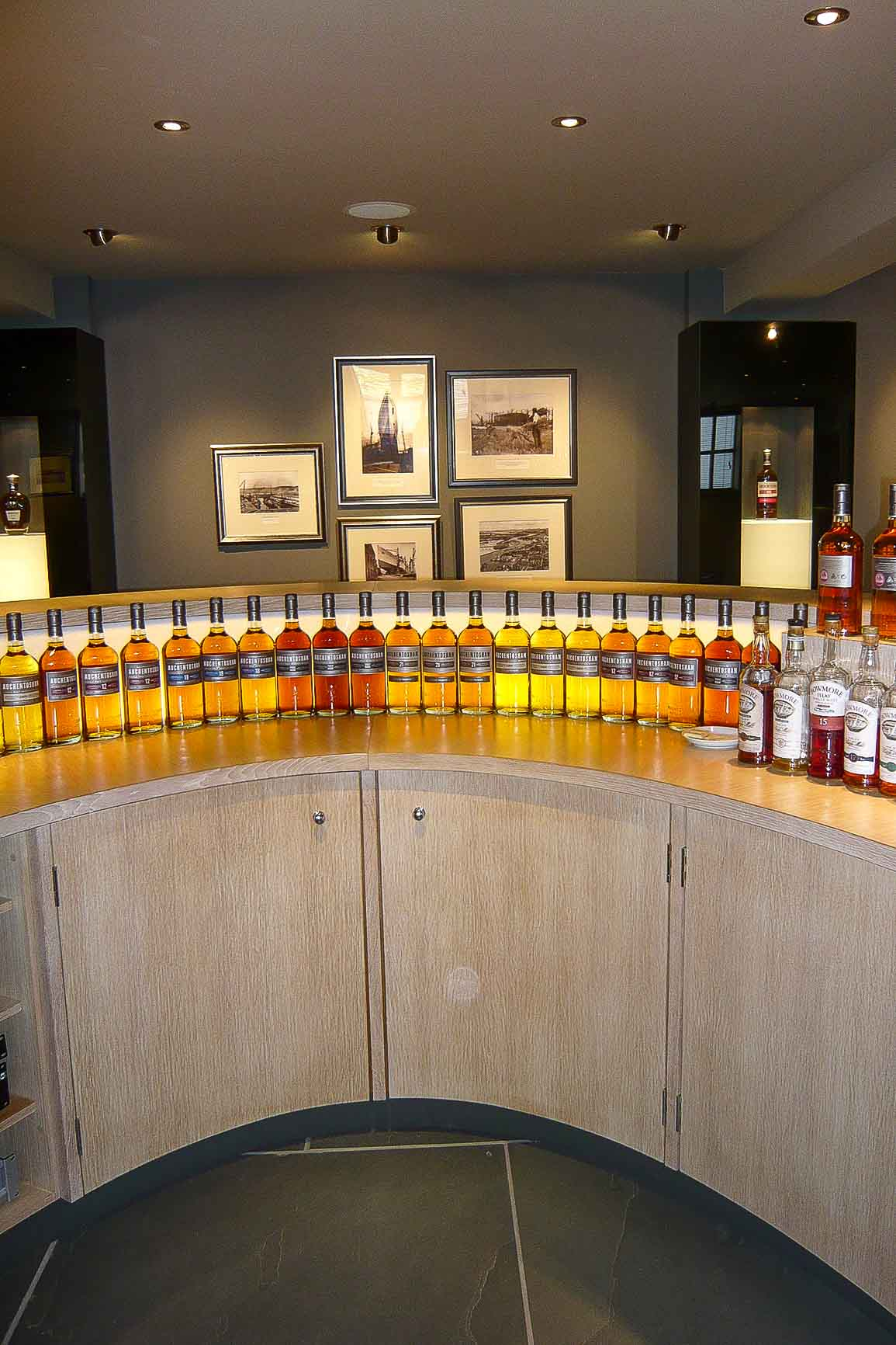 Jack Hyams - Custom Distilleries Cabinets Design & Manufacturer
