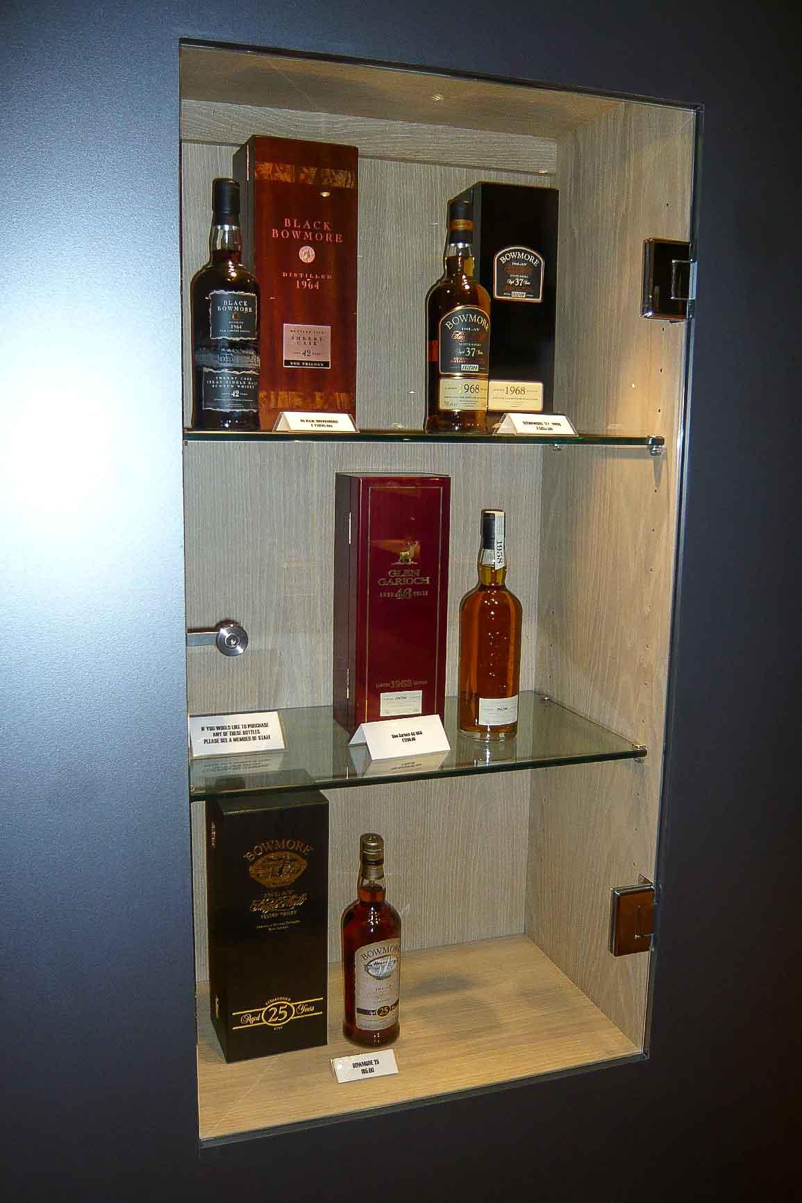 Jack Hyams - Auchentoshan Distilleries Furniture