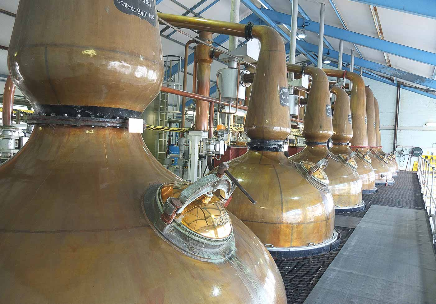 Jack Hyams - Distillery Equipment Manufacturers