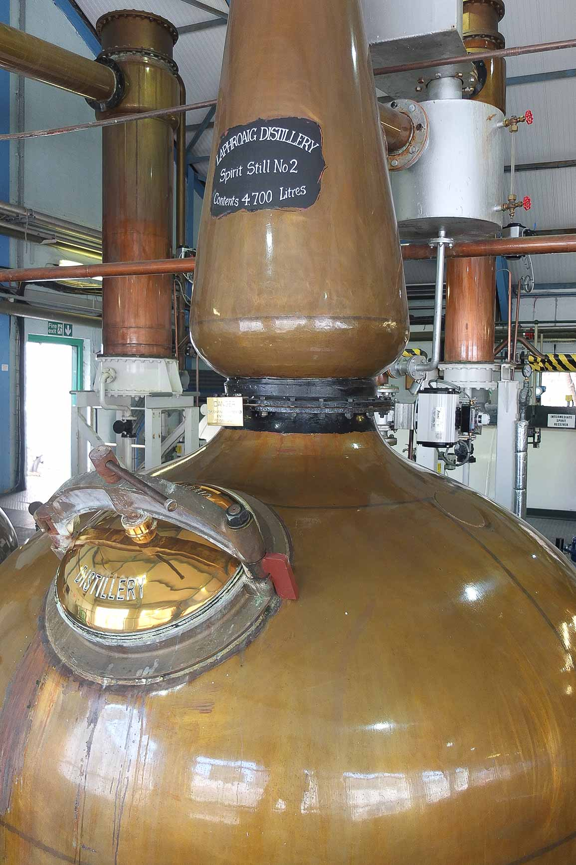 Jack Hyams - Distilleries