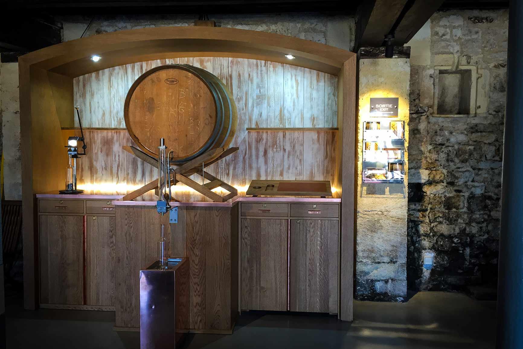 Distillery Furniture Manufacturer in Scotland - Jack Hyams