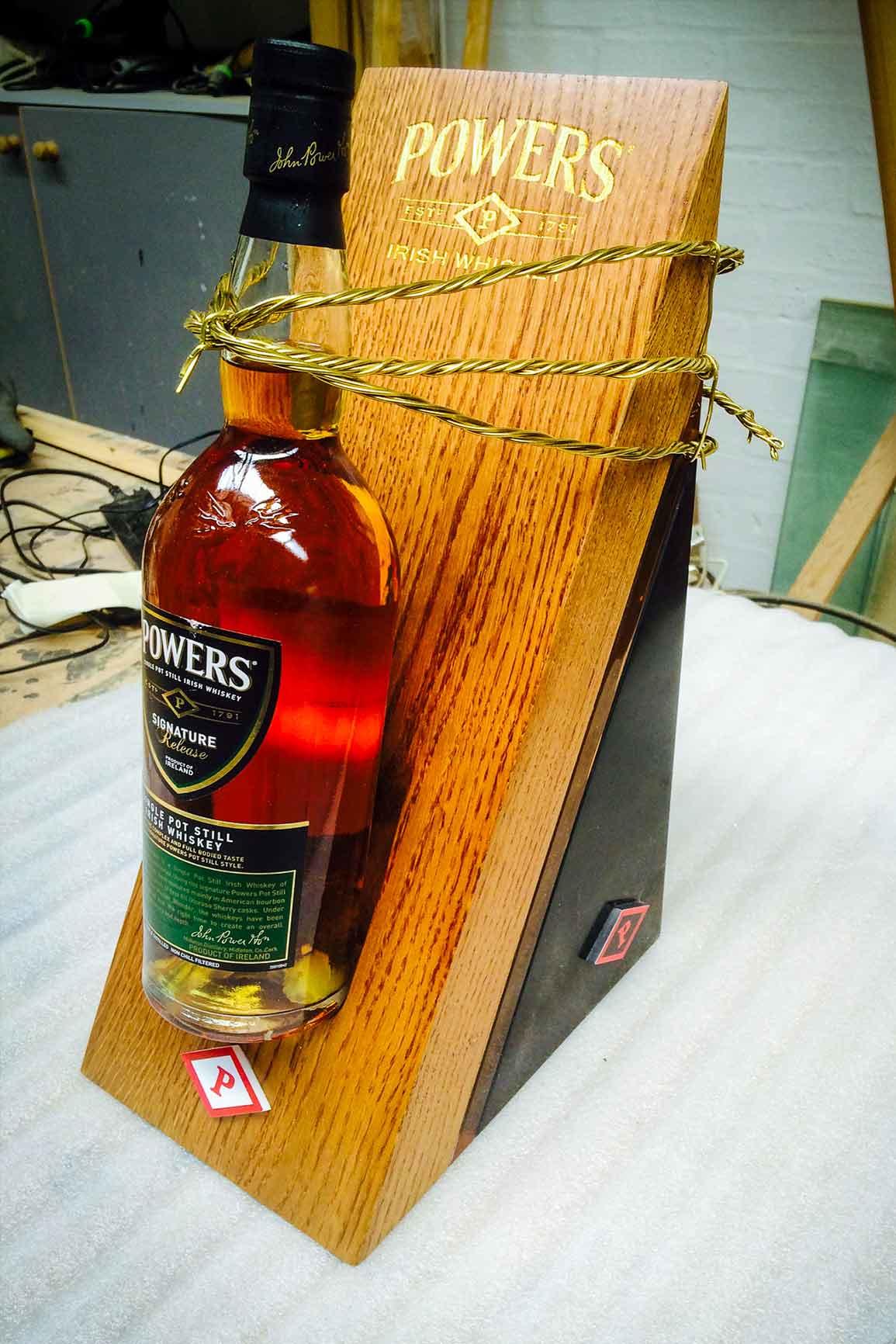 Jack Hyams - Distilleries Custom Made Furniture Design & Manufacture