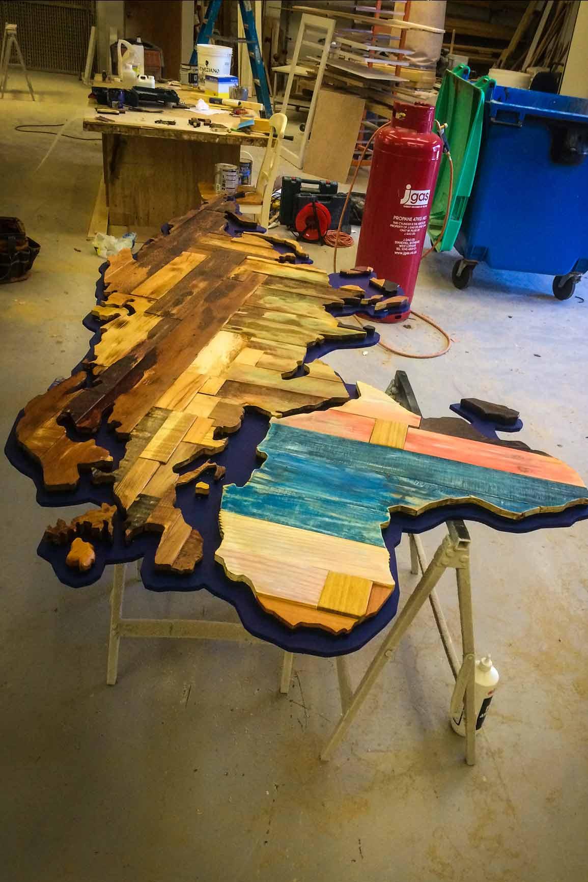 Jack Hyams - Custom Made Furniture Design & Manufacture