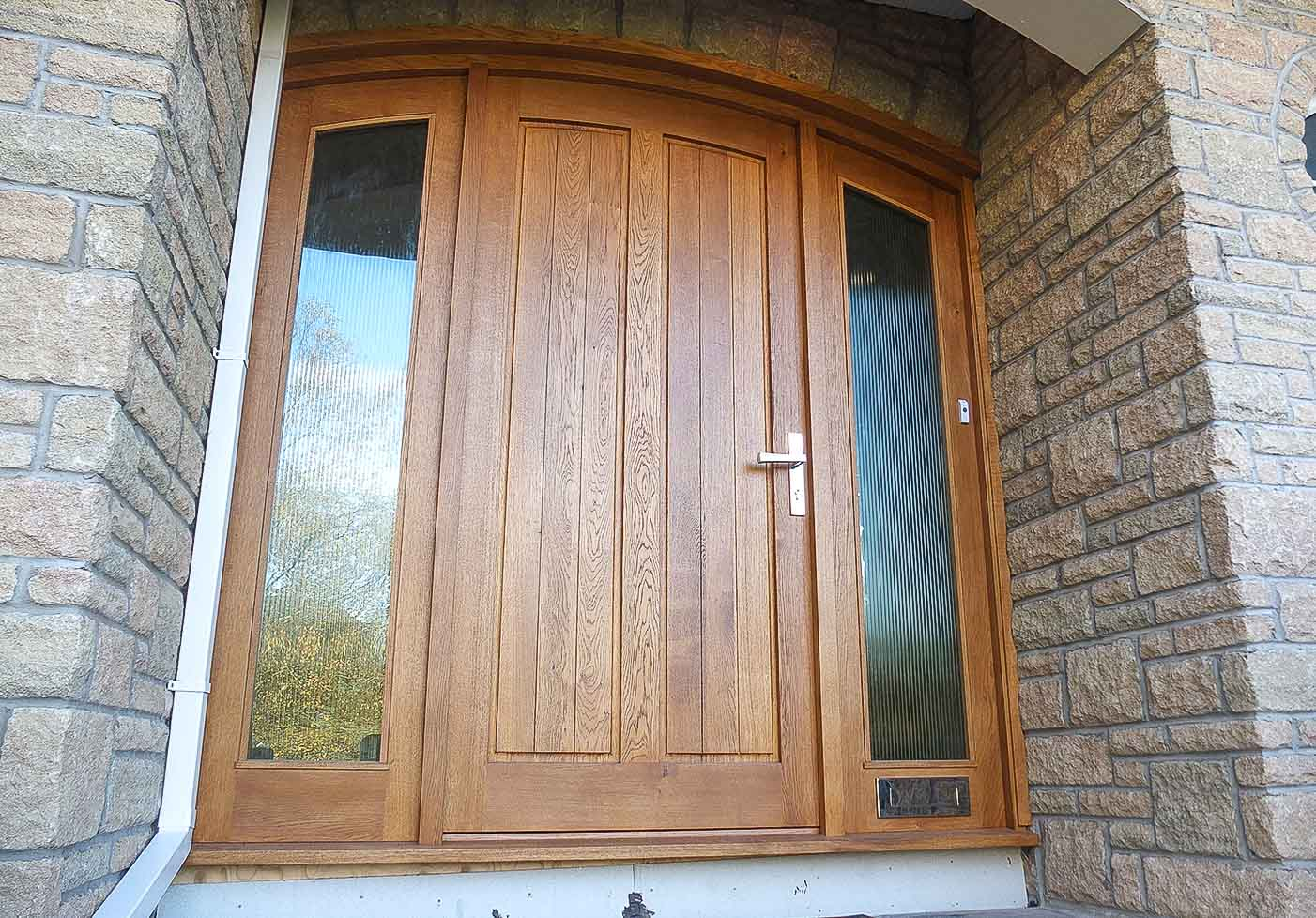Jack Hyams - Custom Doors Manufacturer