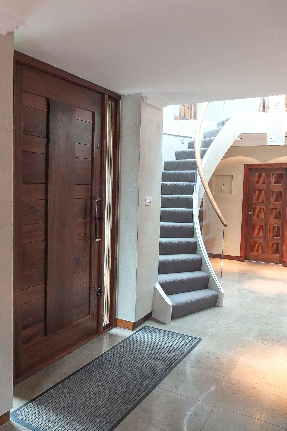 Jack Hyams - Interior Doors Design & Manufacturer