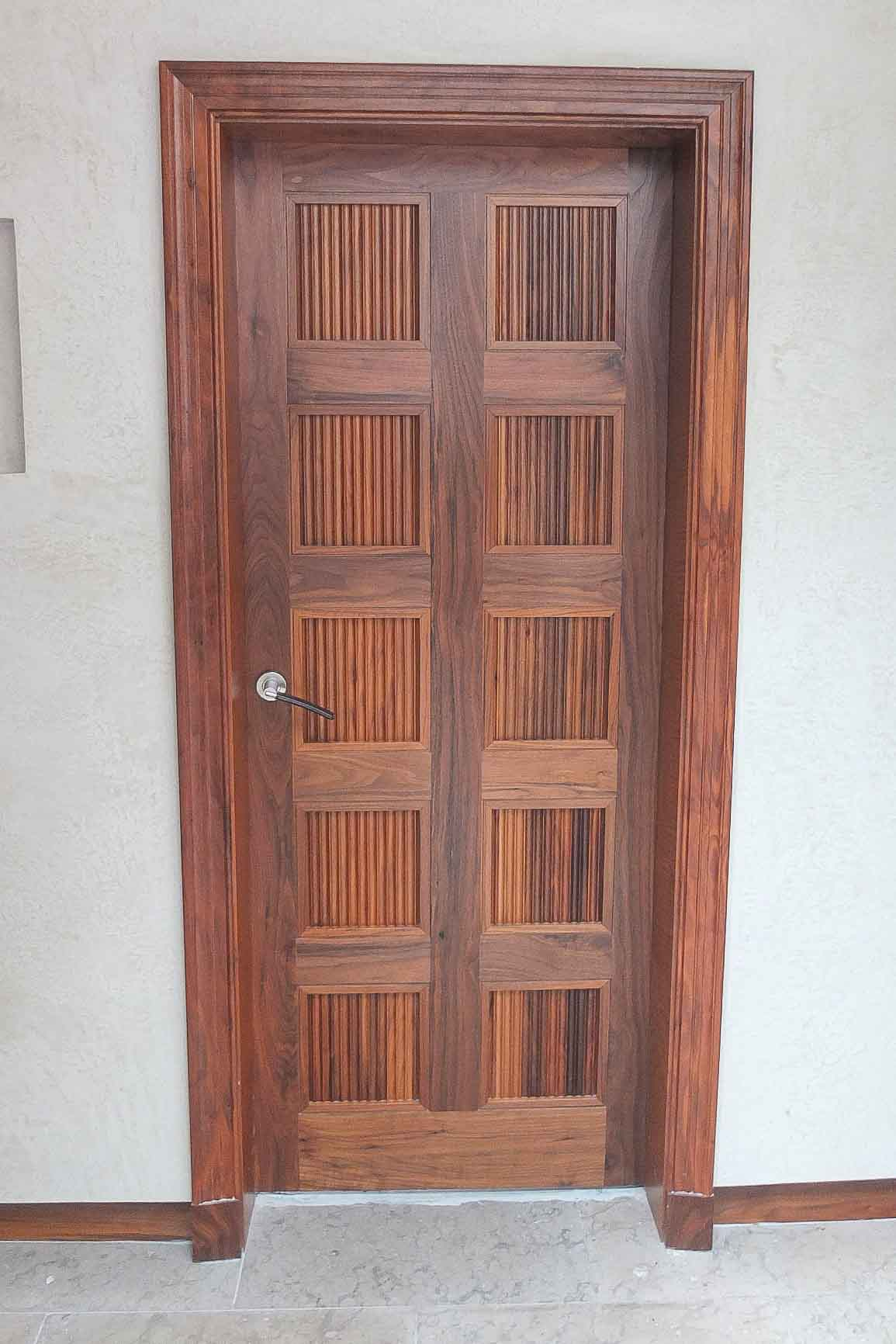 Jack Hyams - Custom Interior Doors Designs & Manufacturer