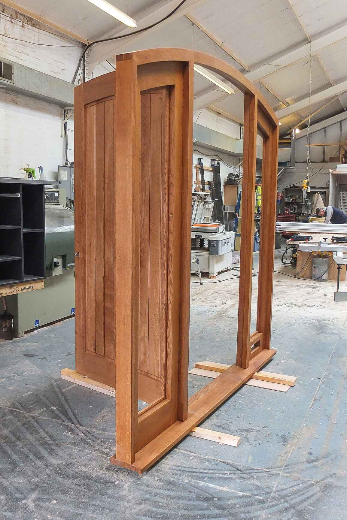 Jack Hyams - Custom Doors Design & Manufacturer