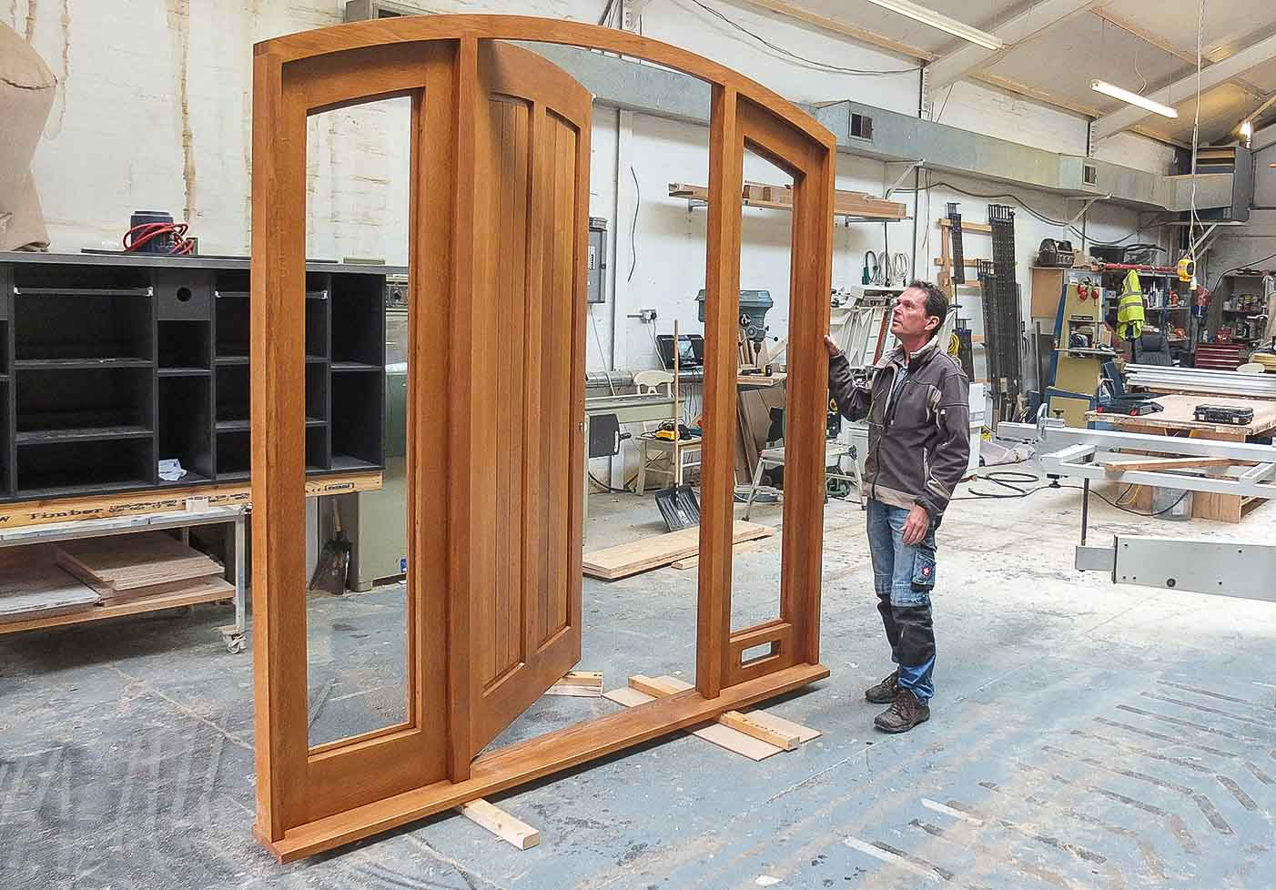 Jack Hyams - Exterior Doors Design & Manufacturer