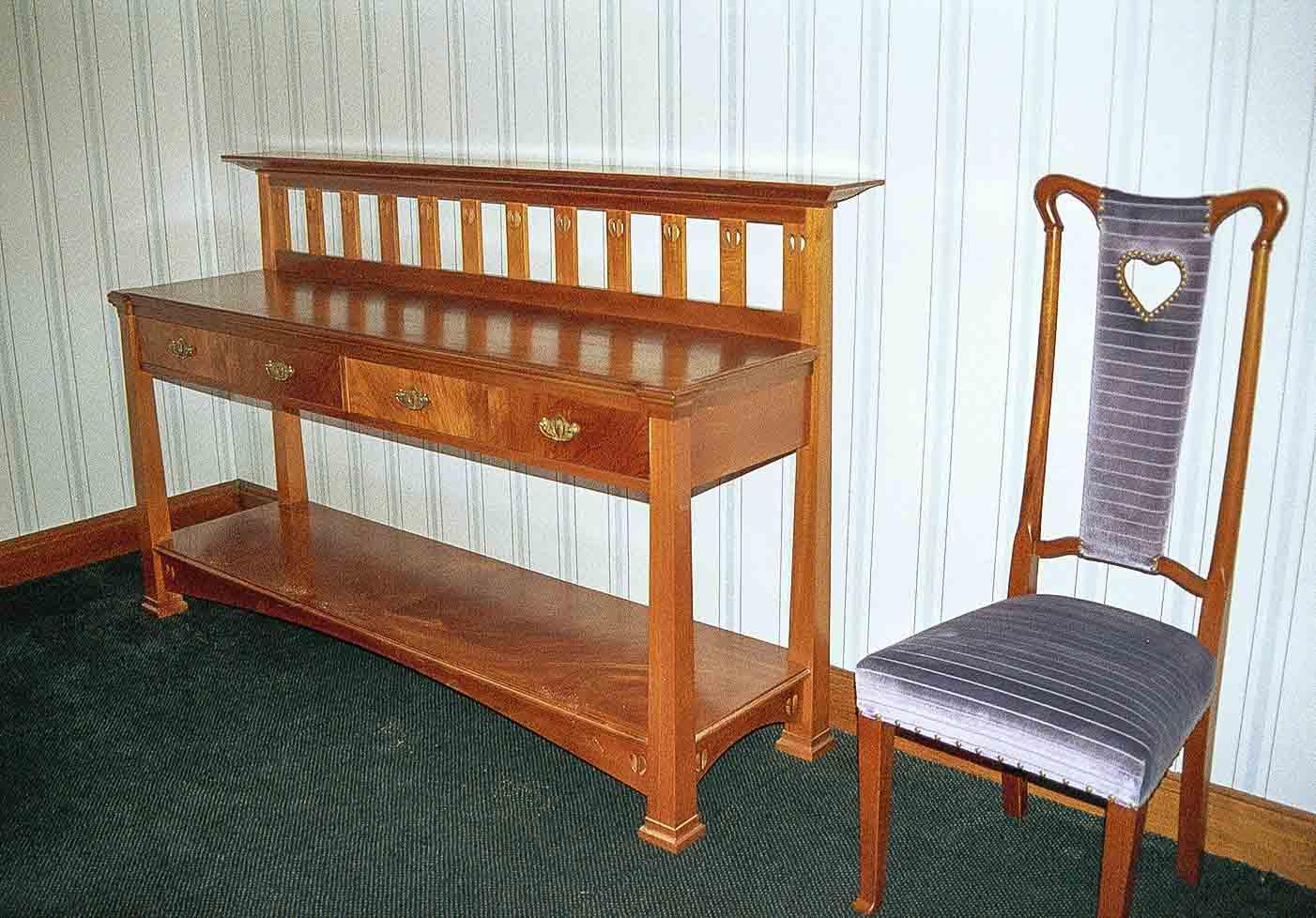 Jack Hyams - Free Standing Furniture