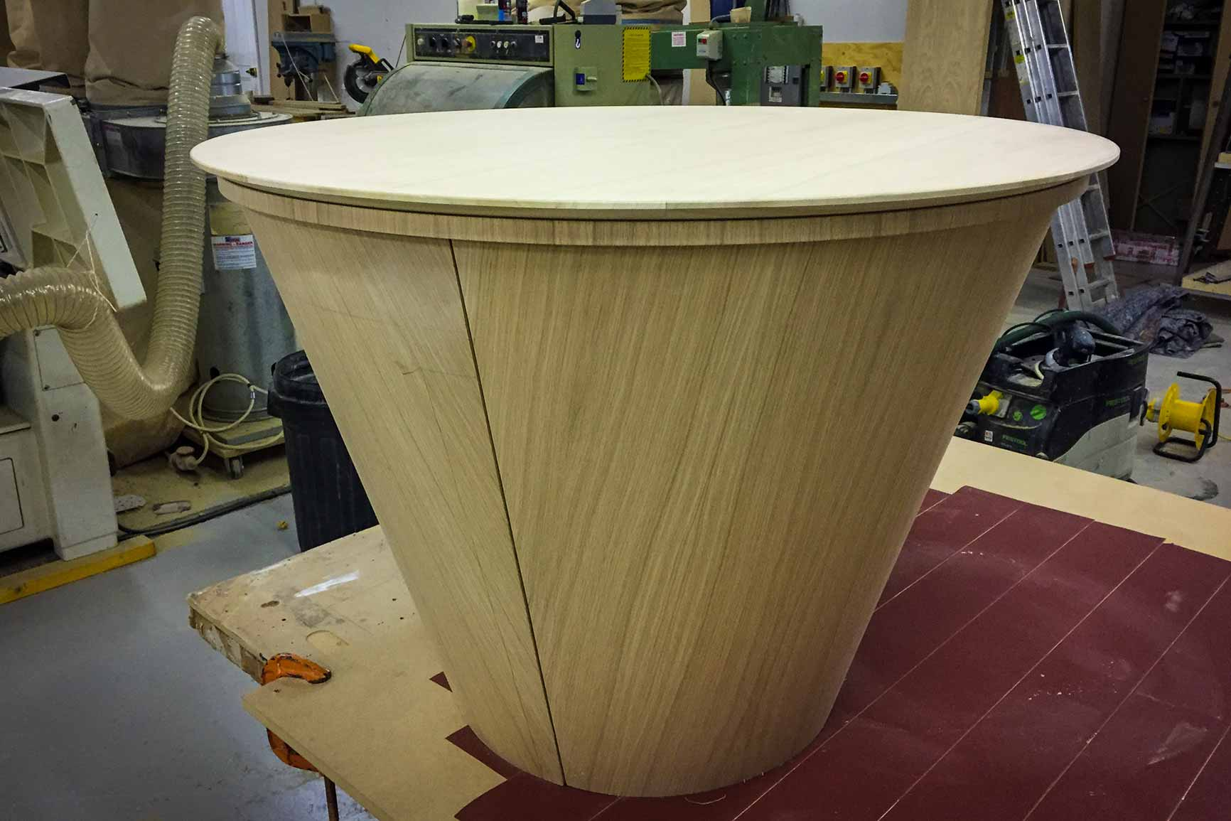 Jack Hyams | Custom Made Furniture & Architectural Joinery Scotland