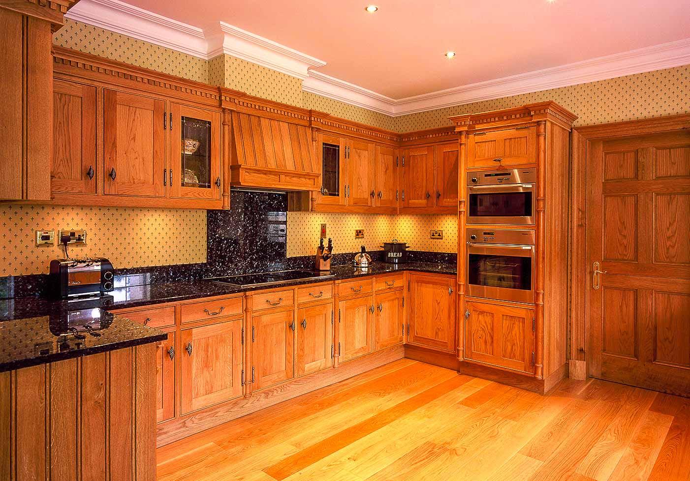 Jack Hyams | Fine Custom Cabinetry for Kitchen
