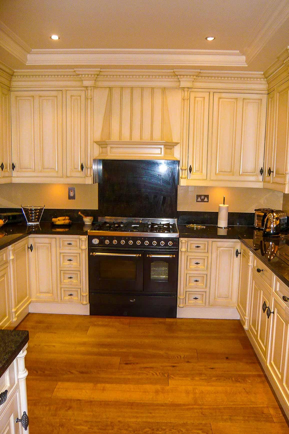 Jack Hyams Kitchen Furniture Design & Manufacture