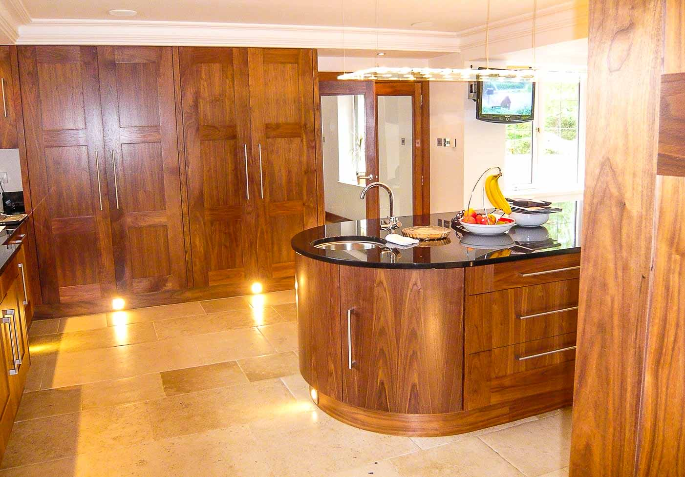 Jack Hyams - Custom Made Kitchen Furniture