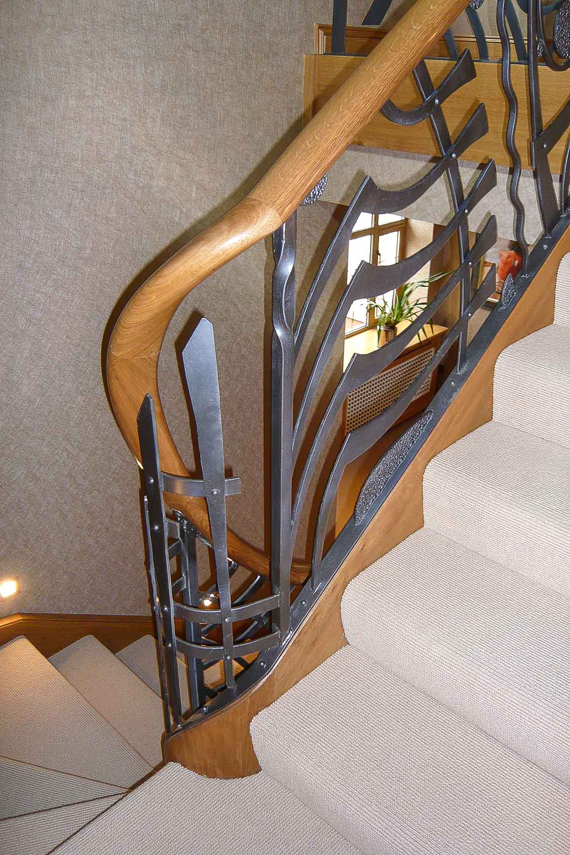 Jack Hyams - Modern Stairs Design & Manufacturer Scotland