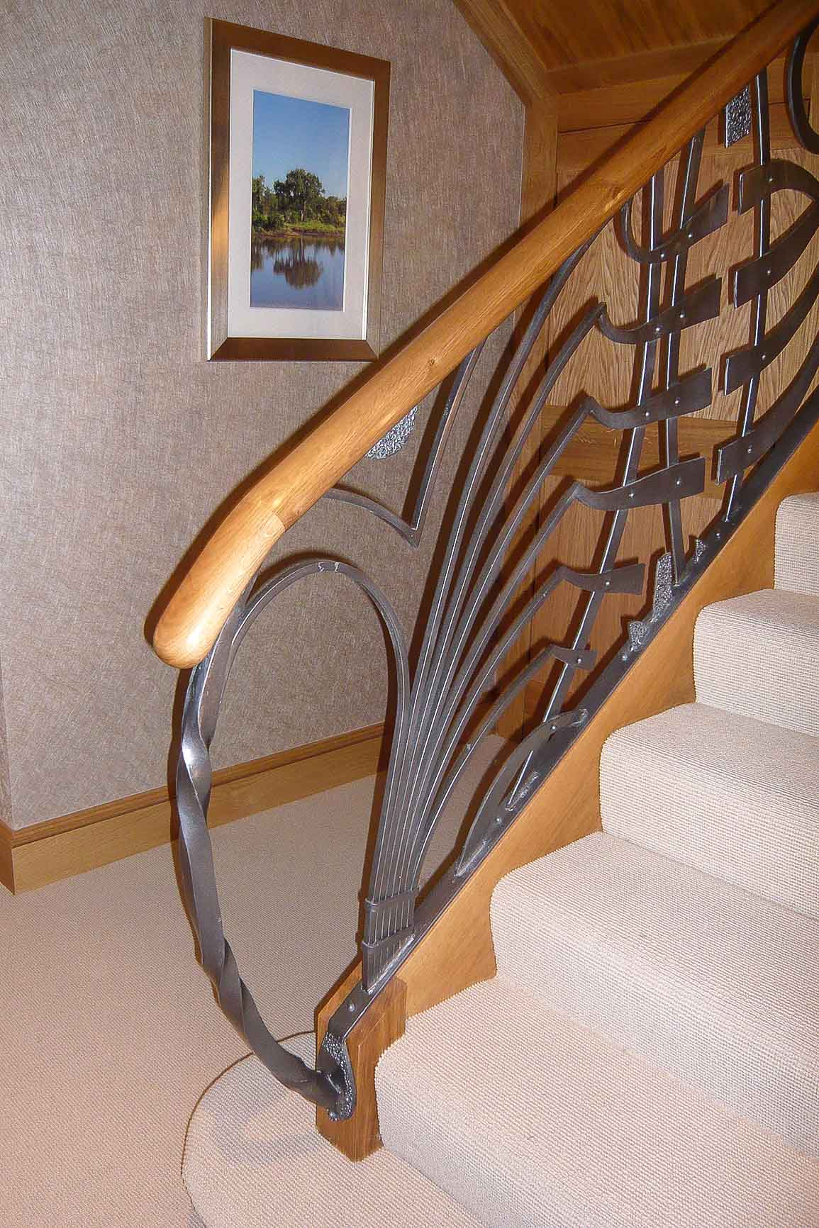 Jack Hyams - Traditional or Modern Stairs Manufacture