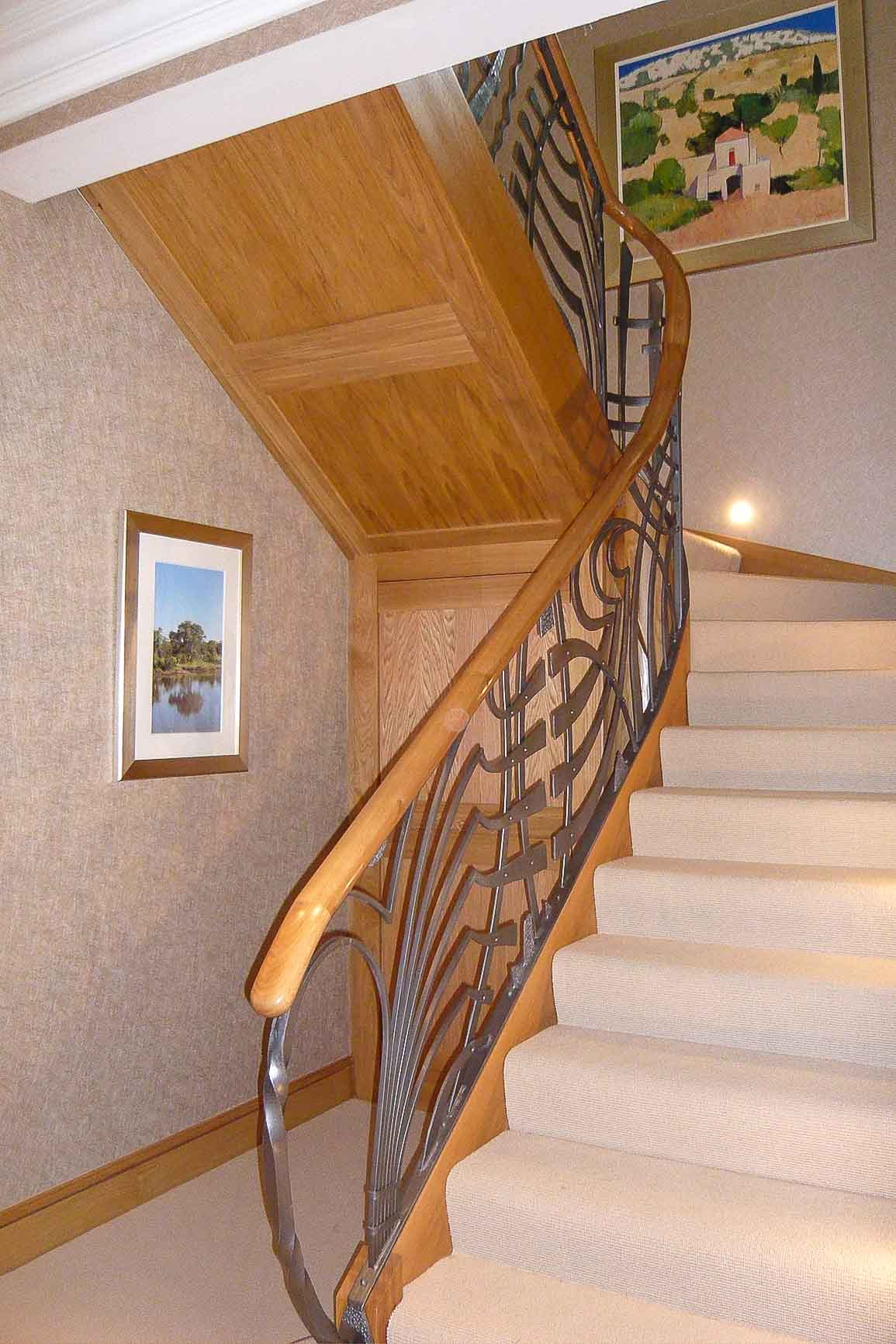 Jack Hyams - Staircase Design, Manufacture and Installation
