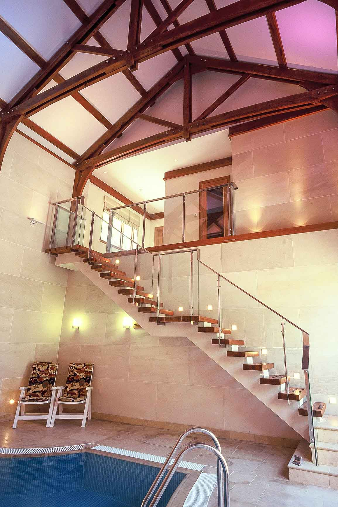 Jack Hyams - Modern Stairs Design