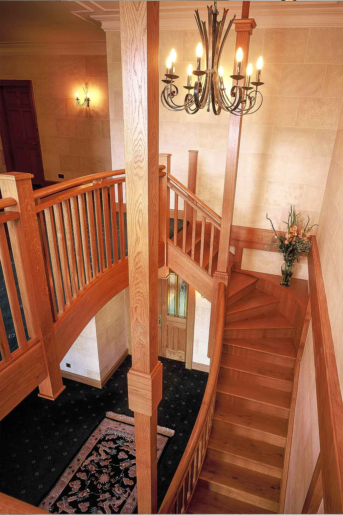 Jack Hyams - Modern Stair Design