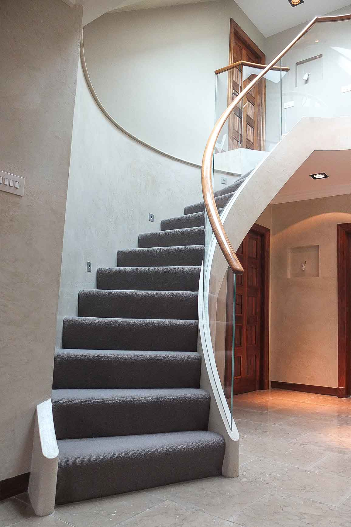 Jack Hyams - Modern Styles Staircase Designs & Manufacture