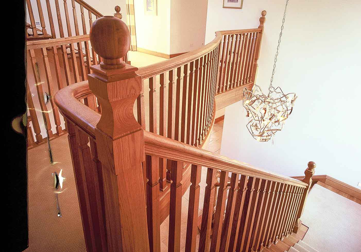 Jack Hyams - Staircases Design & Manufacture