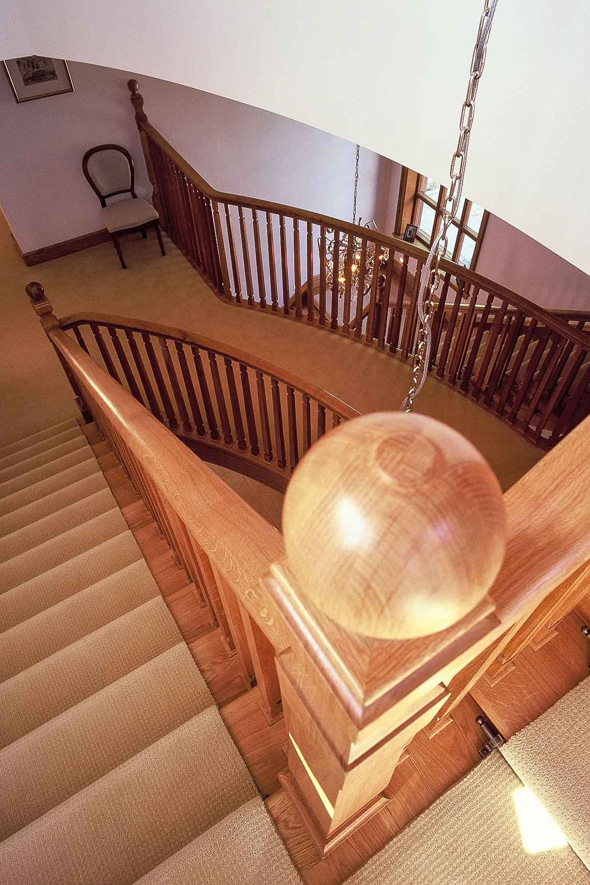 Jack Hyams - Traditional & Modern Styles Staircase