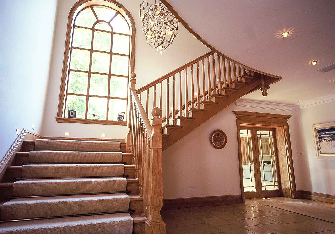 Jack Hyams - Custom Wooden Staircases