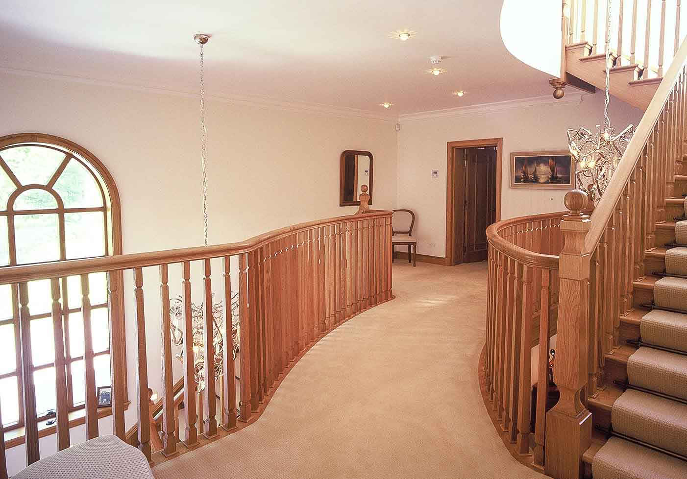 Jack Hyams - Traditional or Modern Stairs Design & Manufacturer