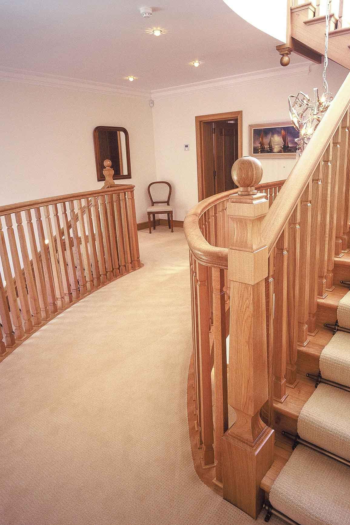 Jack Hyams - Custom Staircaes designs in Scotland