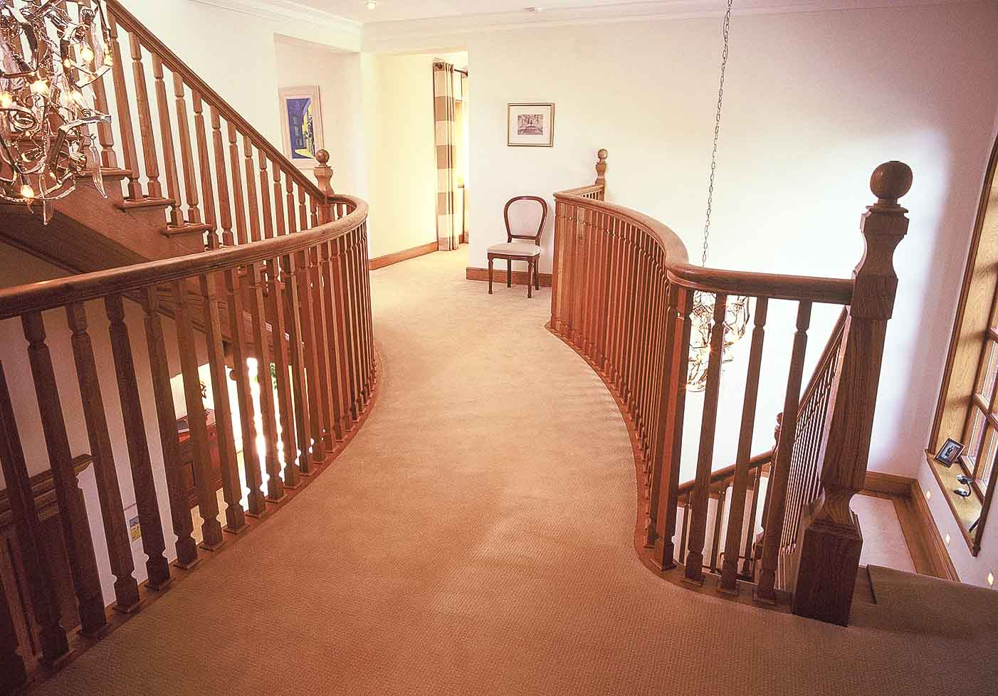 Jack Hyams - Modern Wooden Stairs Design & Manufacturer Scotland