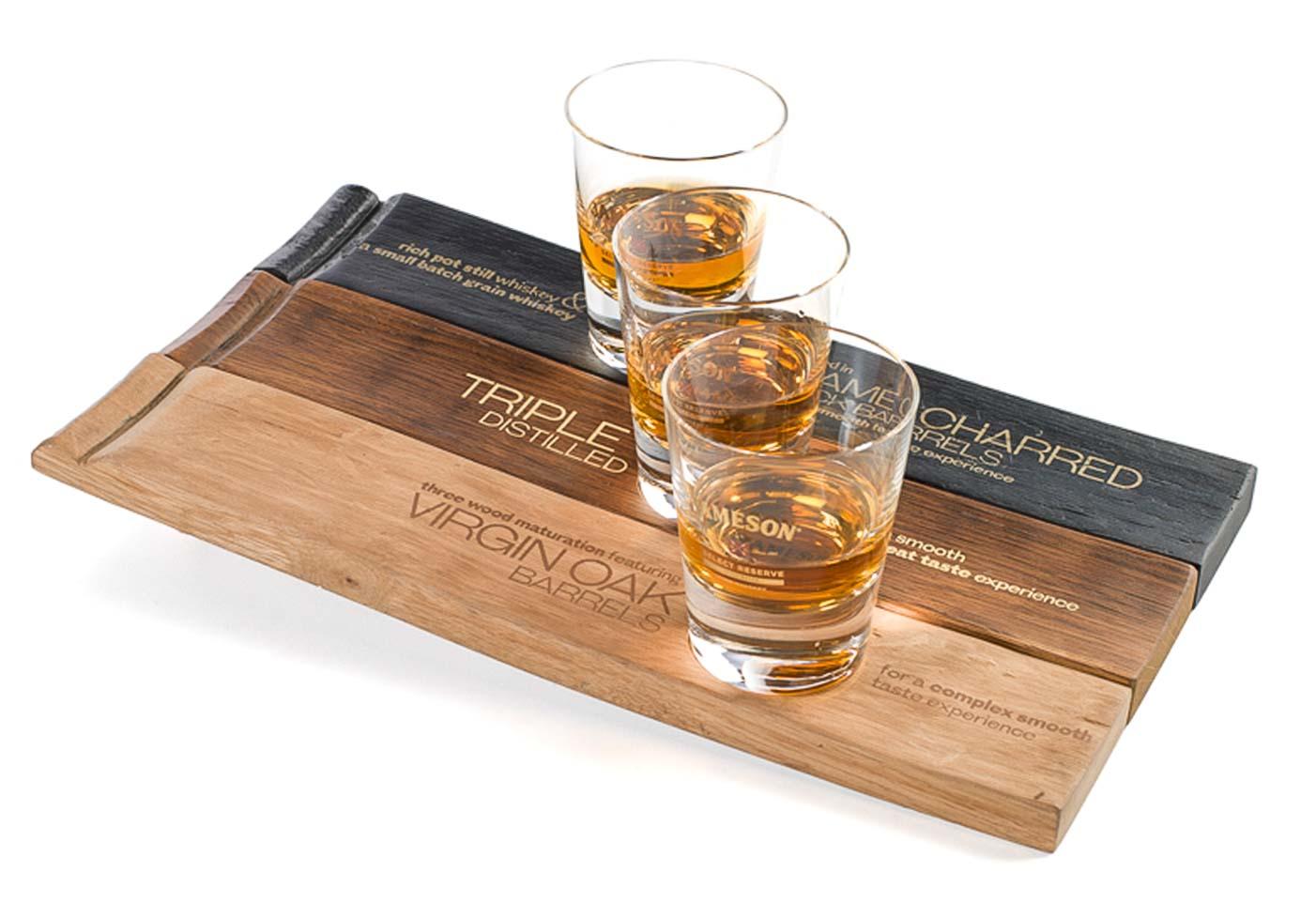 Jack Hyams - Jameson Distilleries Furniture Design & Manufacturer
