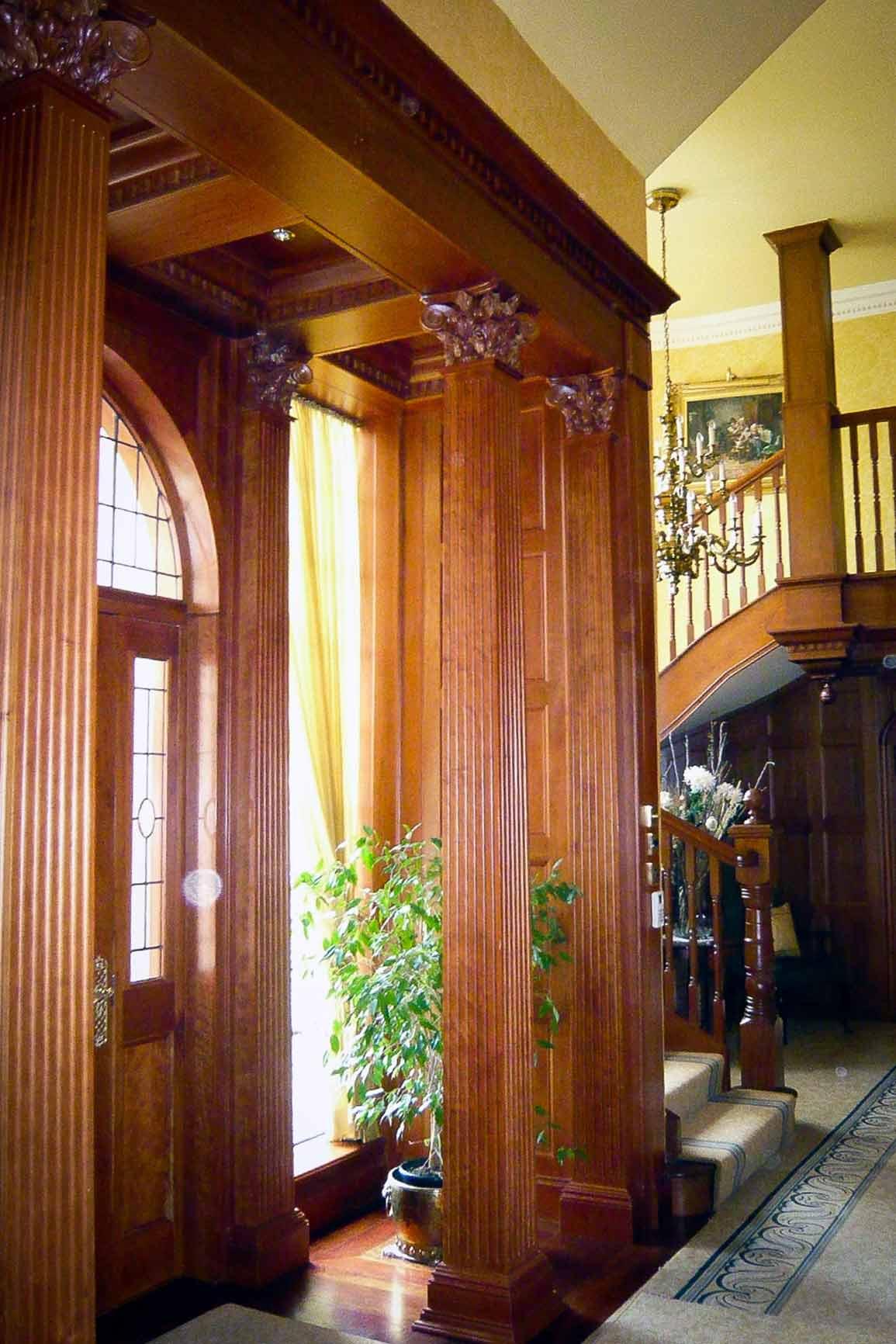 Jack Hyams - Unique Wooden Panelling Scotland