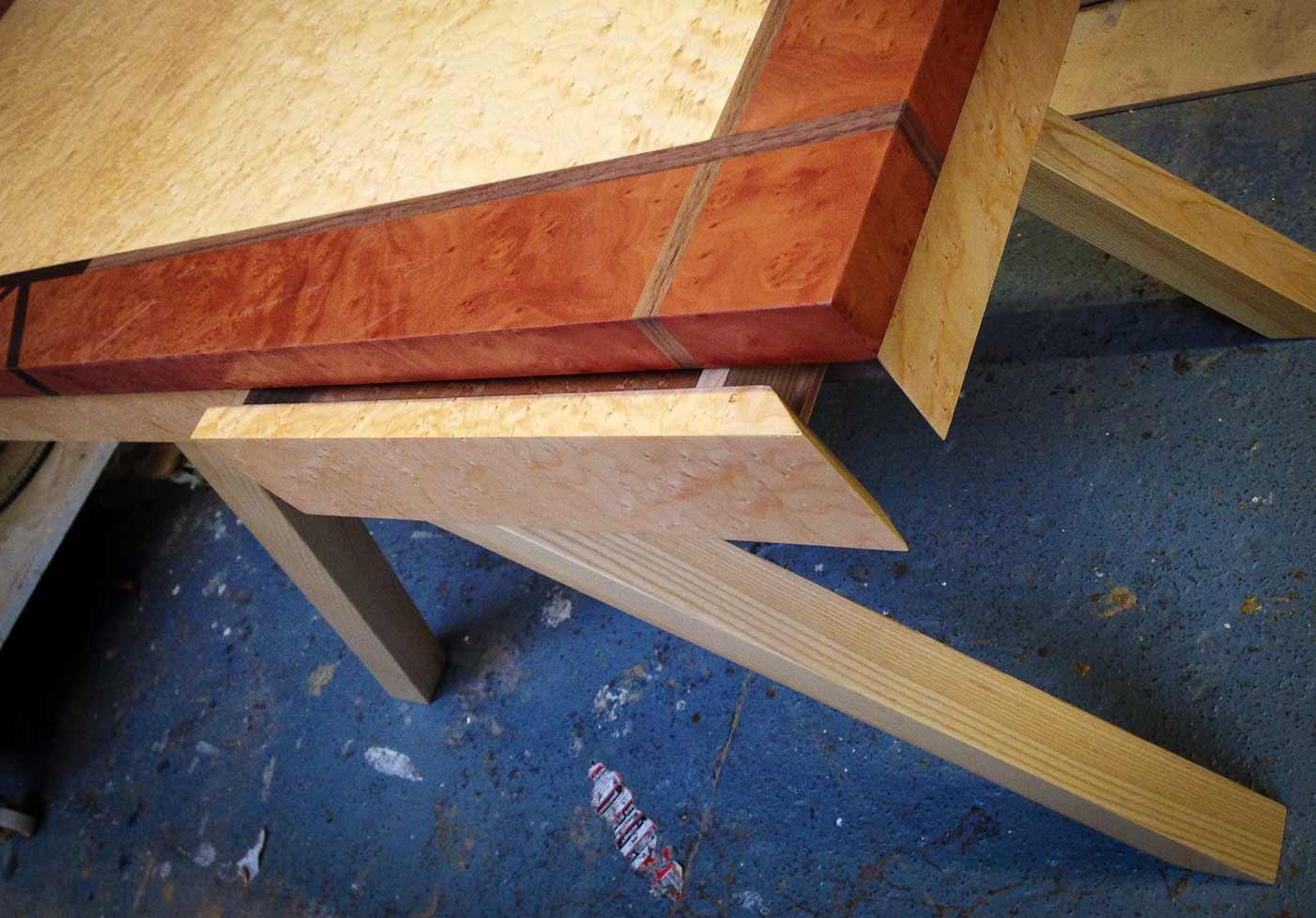 Jack Hyams - Commemorative table - Custom Piece