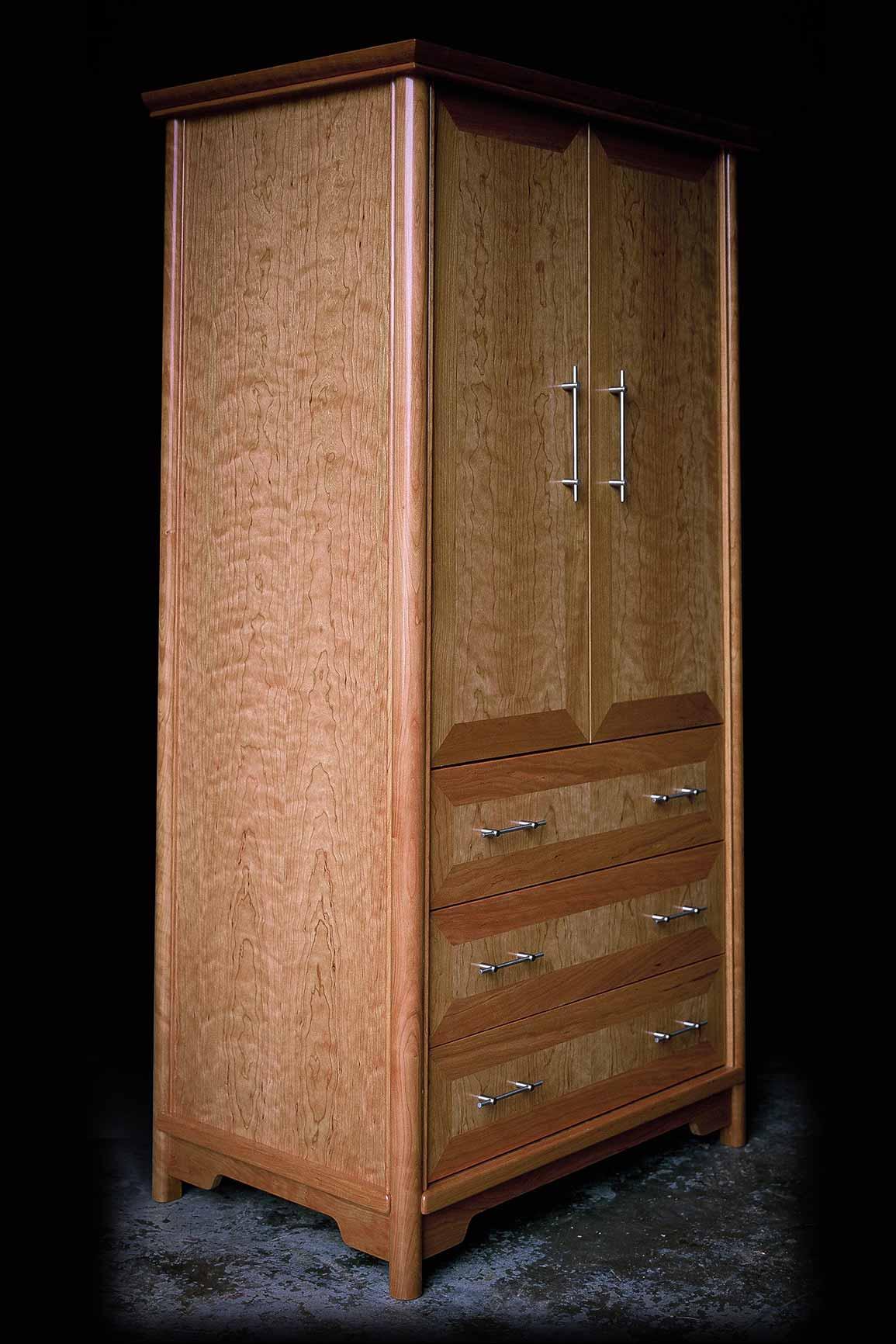Jack Hyams - Free Standing Bedroom Furniture