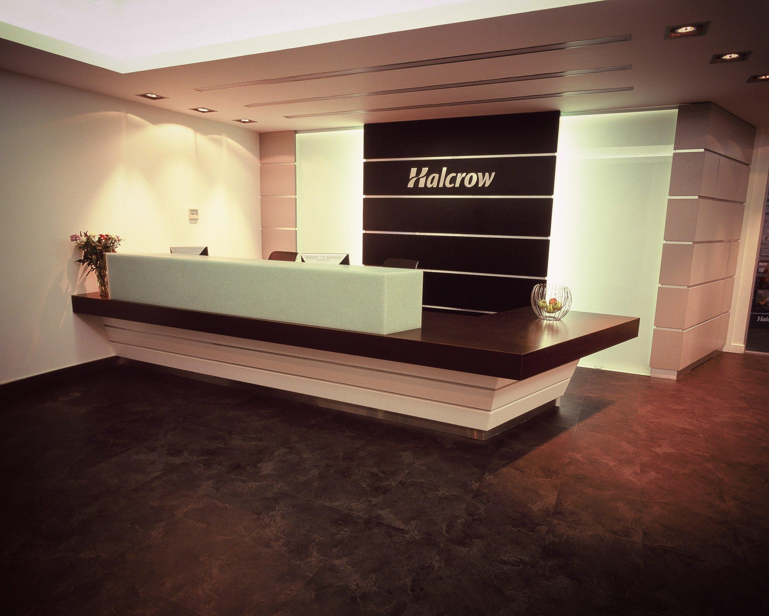 Reception Desks | Jack Hyams Design & Manufacture